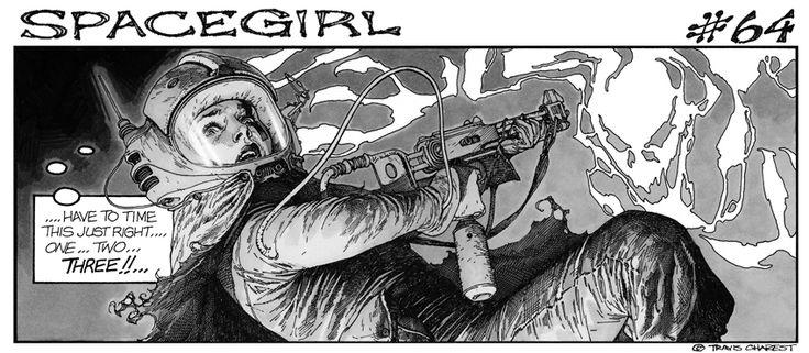 Spacegirl 64