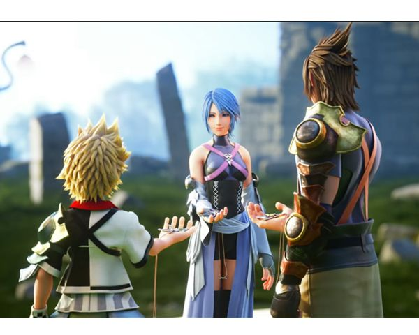 [Watch] Kingdom Hearts 3 News: Aqua, Terra & Ven Reunite In KH 2.8 - http://www.morningledger.com/watch-kingdom-hearts-3-news-aqua-terra-ven-reunite-in-kh-2-8/13115902/