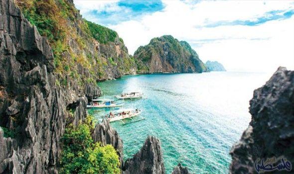 جزر الفلبين كل واحدة منهم تقدم تجربة بنكهة مختلفة Ocean Spray Ocean Seaside