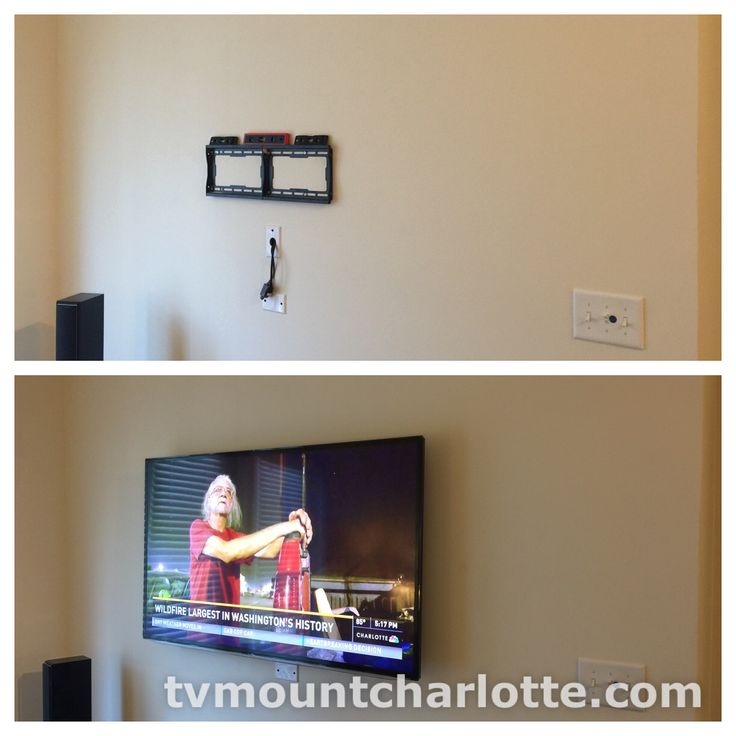 Best 25 Tv installation ideas on Pinterest Tv static