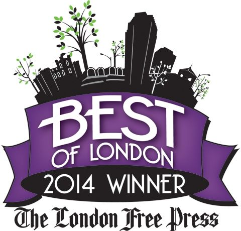 We are very honored by this award.   Thank you London!