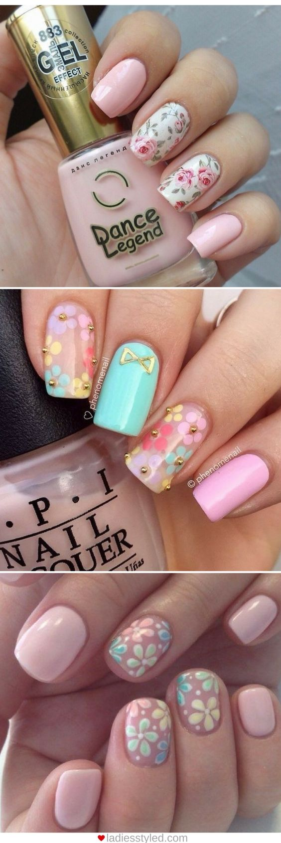 get inspired with these beautiful nail art designs and ideas