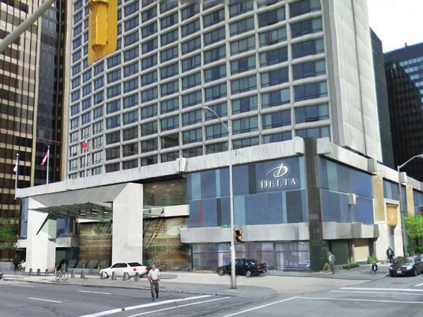 Delta Ottawa City Centre® in Ottawa, ON