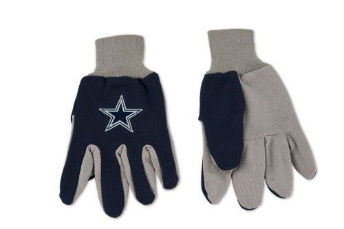 Dallas Cowboys Two-Tone Gloves by WinCraft. $6.57. NFL Dallas Cowboys Two-Tone Gloves