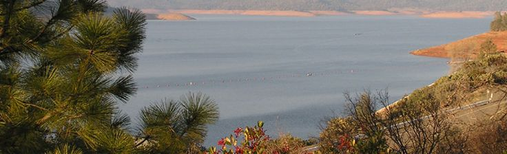 Lake Oroville Campground