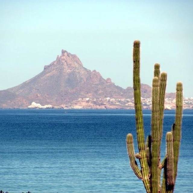 Guaymas, Sonora, México. Wonderful time waterskiing on Bacochibampo Bay summers of '55 and '56.