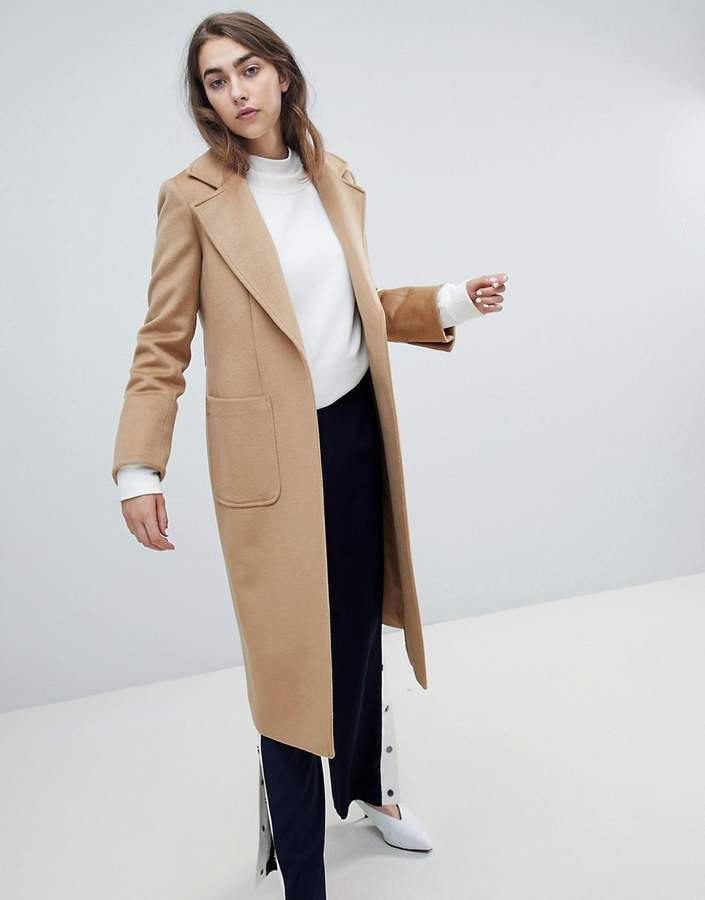 dd900422512 Max & Co Max&Co Wrap Coat Fall and Winter Coat #Fall #Winter #Coat #Jacket  #Ad #outfits #fallfashion #winterfashion #camelcoat