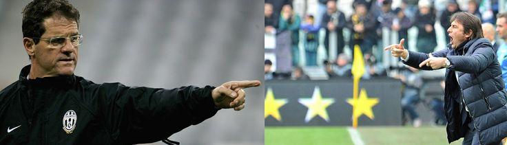 """""""Allenare la Juve dovrebbe essere il sogno di una vita, ma non lo è della mia"""" disse Don Fabio. Meglio 1 anno da Conte che 10 da Capello."""