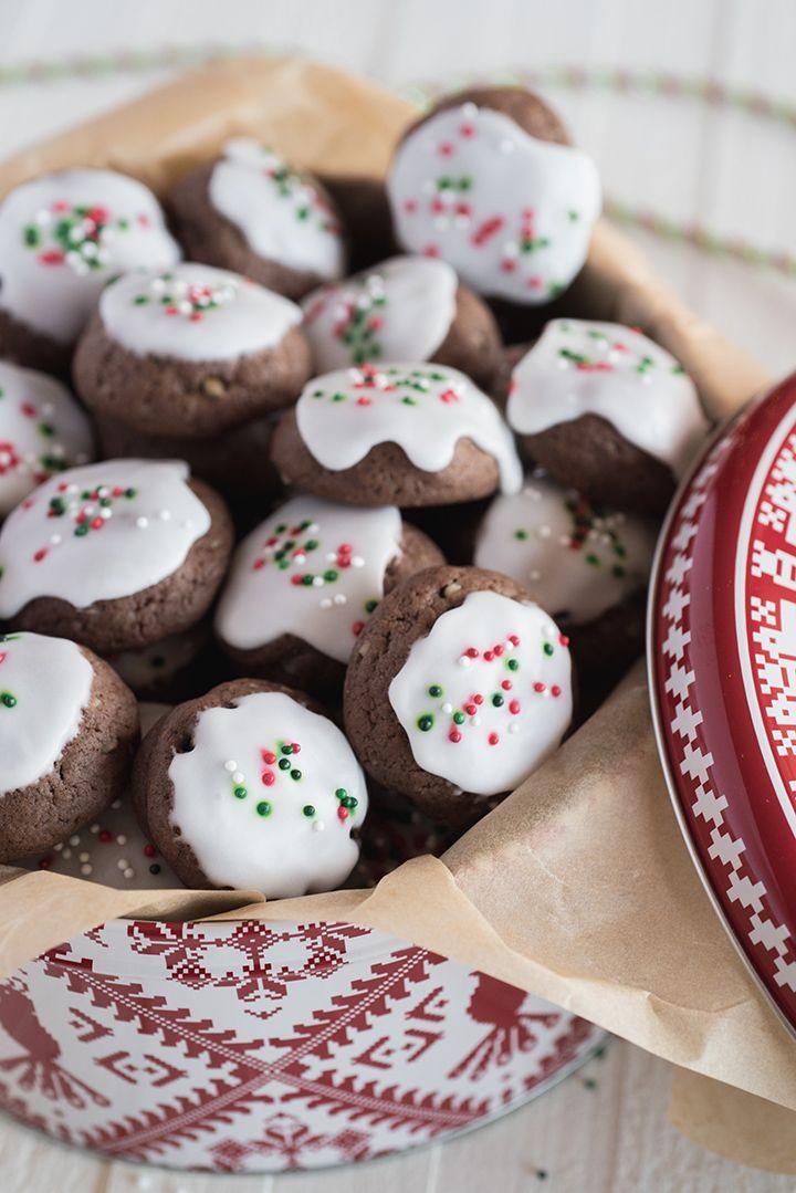 Heritage Dish Italian Chocolate Cookies