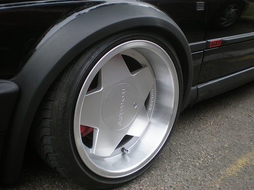 Borbet Type A Deep Dish Wheels And Alloy Wheel