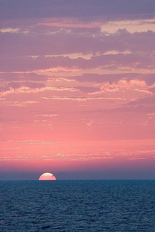 Aegean Sunset - Pierre Jolivet - Pixdaus