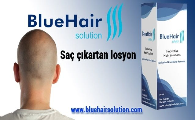 Sac Cikaran Solusyon Sac Mavi Sac Losyonlar