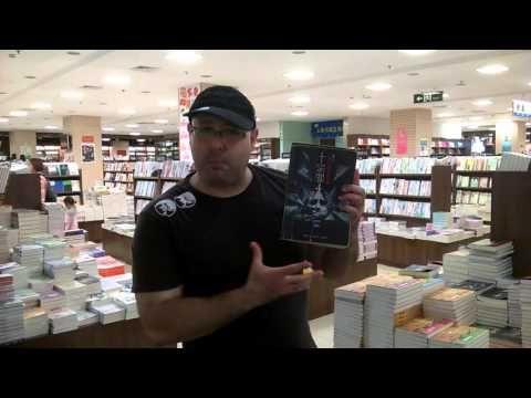 Explicándole a Guillermo del Toro los diferentes tipos de libros de terr...