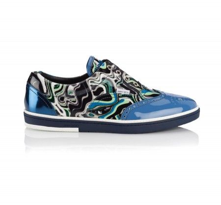 Jimmy Choo Goes Psychedelic for Spring