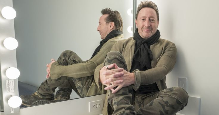 Watch Julian Lennon on New Children's Book, John Lennon's 'Odd' Wisdom #headphones #music #headphones