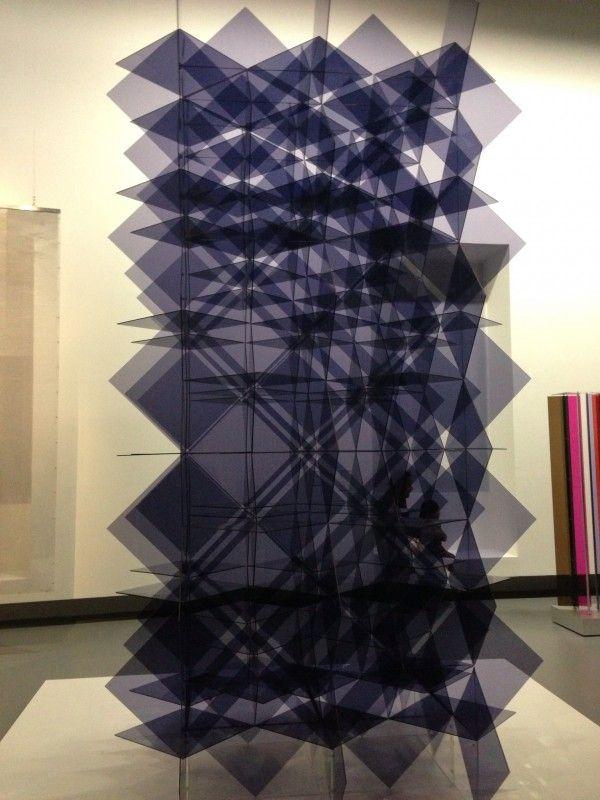 Art Cinétique - Exposition Dynamo Grand Palais Paris - 2013