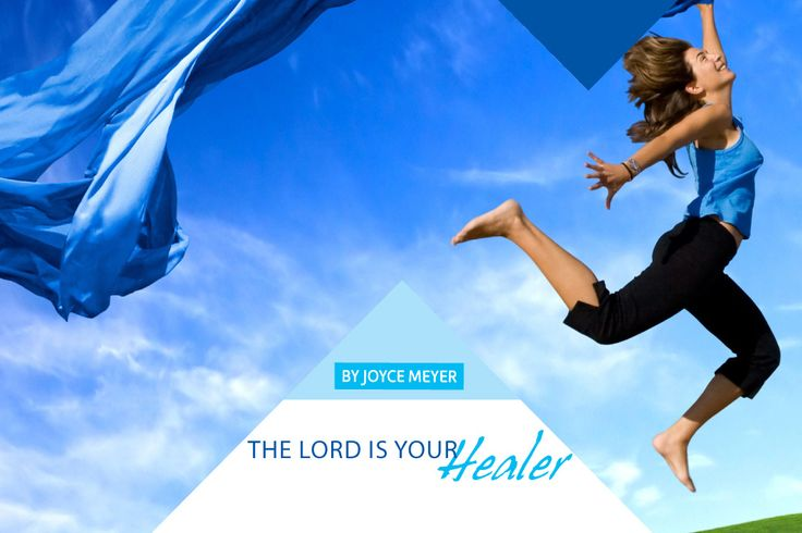 The Lord is your Healer
