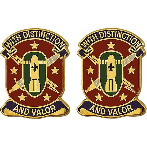 US ARMY 372ND ENGINEER BRIGADE UNIT CREST
