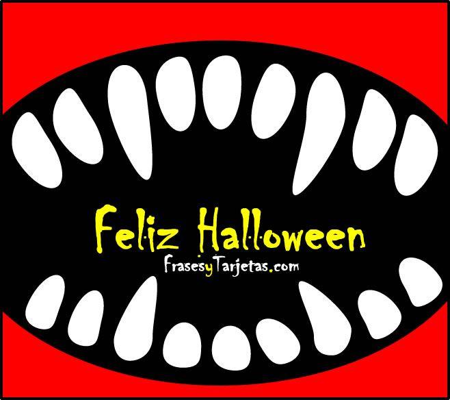 Tarjeta de halloween de Drácula