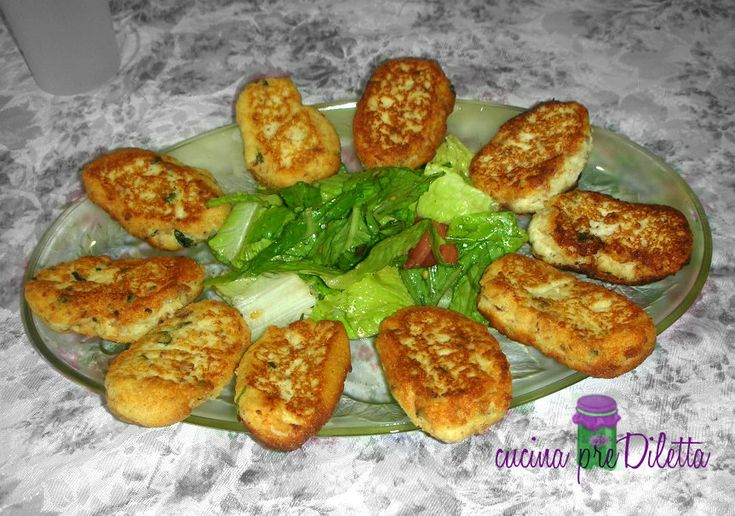 Polpette di ricotta e pane raffermo, ricetta - cucina preDiletta