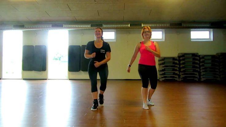 Dance Fitness - Regndans (Wafande (orig. Danseorkestret)) - salsa