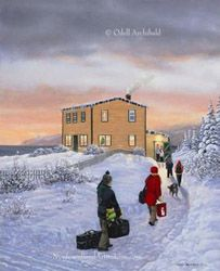 """""""Home For Christmas"""" by Odell Archibald"""