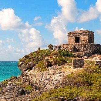 メキシコ 遺跡