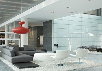 Un diseño #moderno en todo el #hotel con un gran contraste entre claros y oscuros te esperan. http://www.ilunionatrium.com/