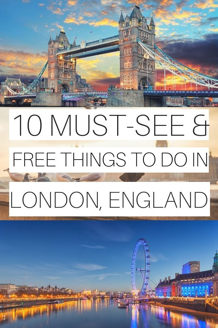 10 things to do in london for free