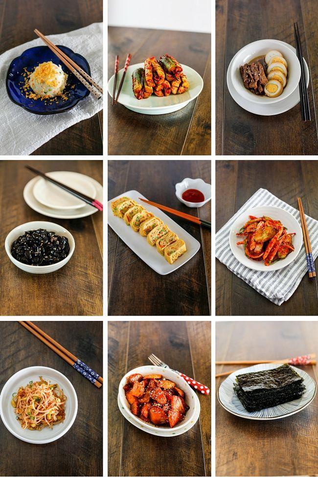 43 best korean banchan side dishes images on pinterest korean the banchan cookbook food punsasain foodkorean forumfinder Image collections