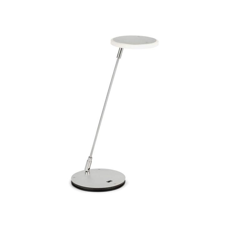 Lámpara de Mesa escritorio con LED  #iluminacion #lamparas #decoracion #interiorismo #hogar #arquitectura #luminarias #LED