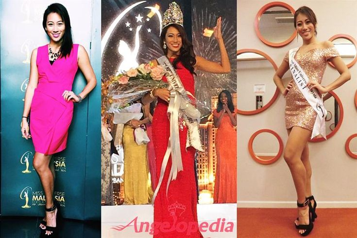 Miss Universe Malaysia Vanessa Tevi Kumares at 64th Annual Miss Universe Pageant - http://www.malaysiastylo.com/139375/miss-universe-malaysia-2015-to-cut-a-fine-figure-in-california/