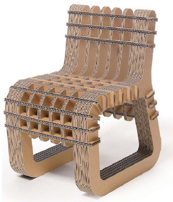 Best 25+ Cardboard chair ideas on Pinterest | Cardboard ...