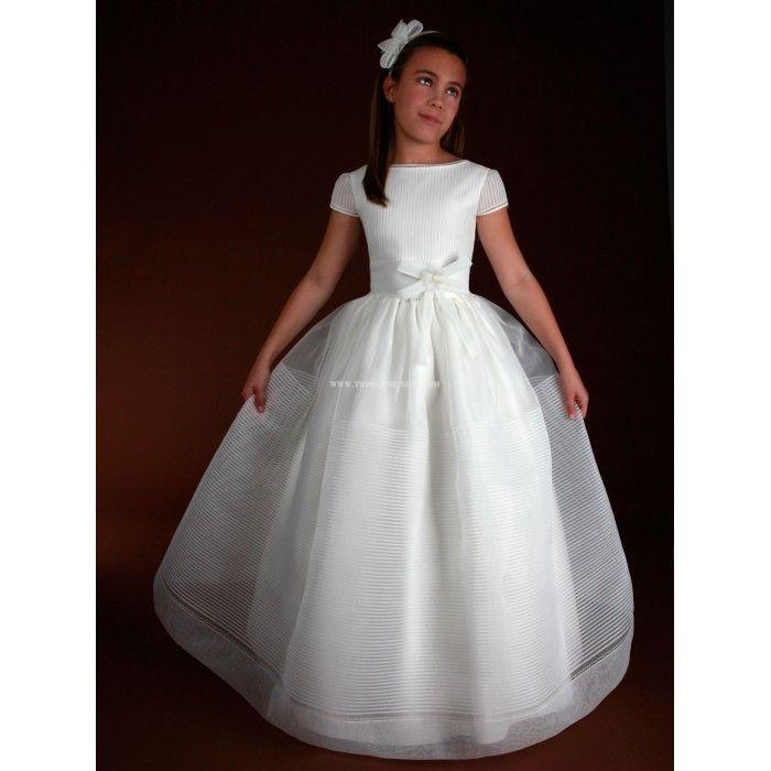 Resultado de imagen de vestidos de comunion baratos
