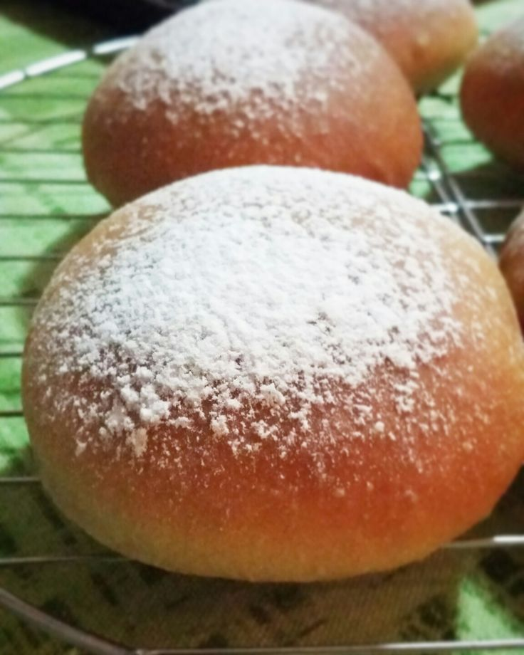 Brioche all'acqua divine