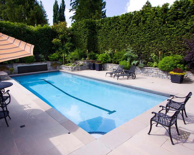 Master Pools Guild | Residential Pools and Spas - Traditional / Geometric Gallery