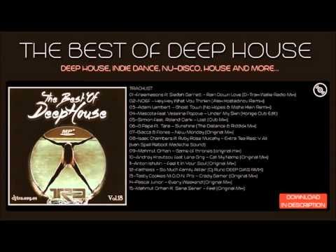 ♫ Best of Deep House Vocal House VOL.18 DJ TRA ♫ - YouTube