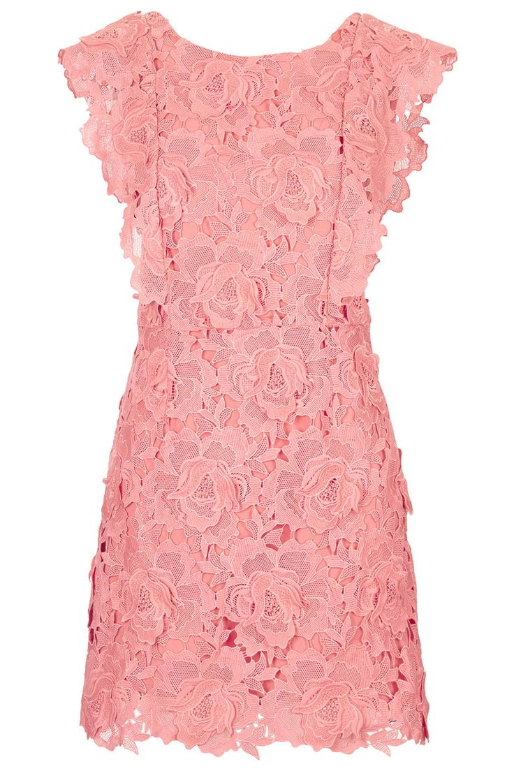 Scallop Lace A-Line Dress - New In This Week - New In - Topshop