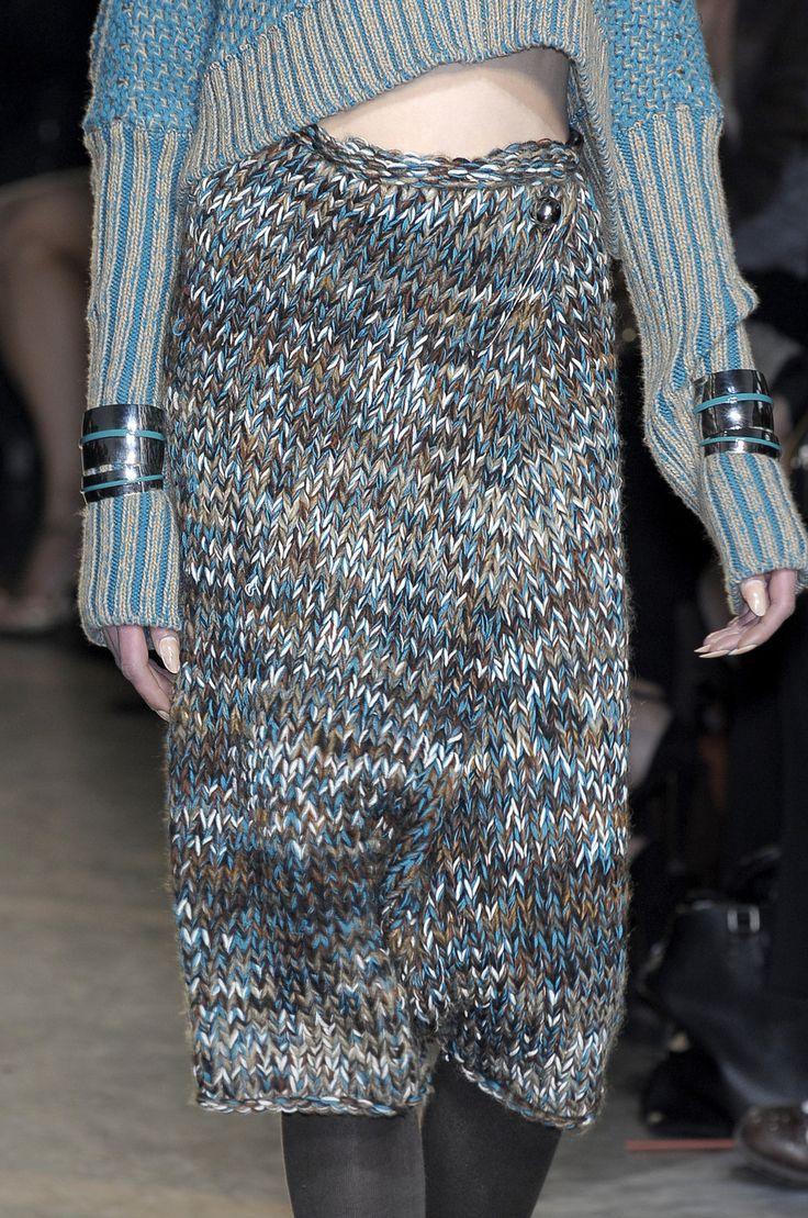 Missoni на Миланской неделе моды осень 2010 - StyleBistro