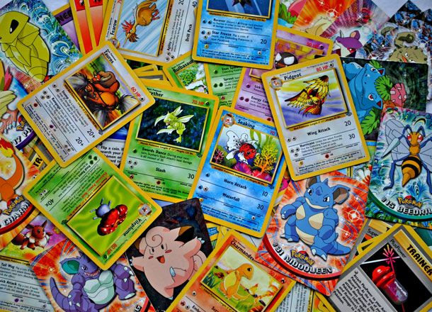 Your Old Pokémon Cards Are Worth More Than You Think - #EBay, #Pokemon, #PokemonCards