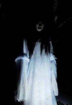 Seeks Ghosts: Indonesia's Kuntilanak A ghost that seeks revenge.