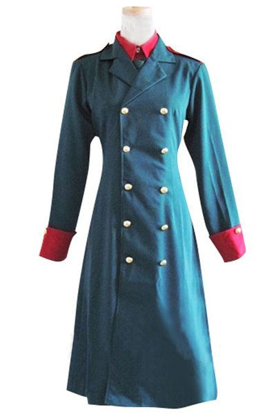 Hetalia: Axis Powers Denmark Cosplay Uniform Costume by cossky