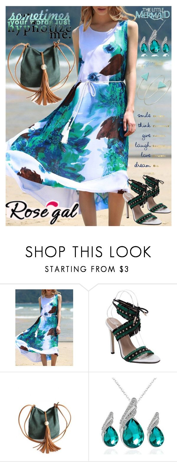 """Rosegal 30"" by aida-ida ❤ liked on Polyvore featuring beauty"