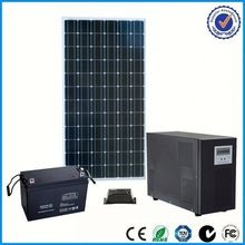 On Grid Solar Power System For Home Solar Powered Generator. Price:$8000 #solarpoweredgenerator