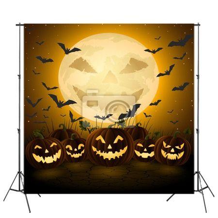 Spooky Halloween Night Backdrop at http://www.visionbedding.com/spooky-halloween-night-hollyday-background-custom-size-backdrop-p-3092194.html