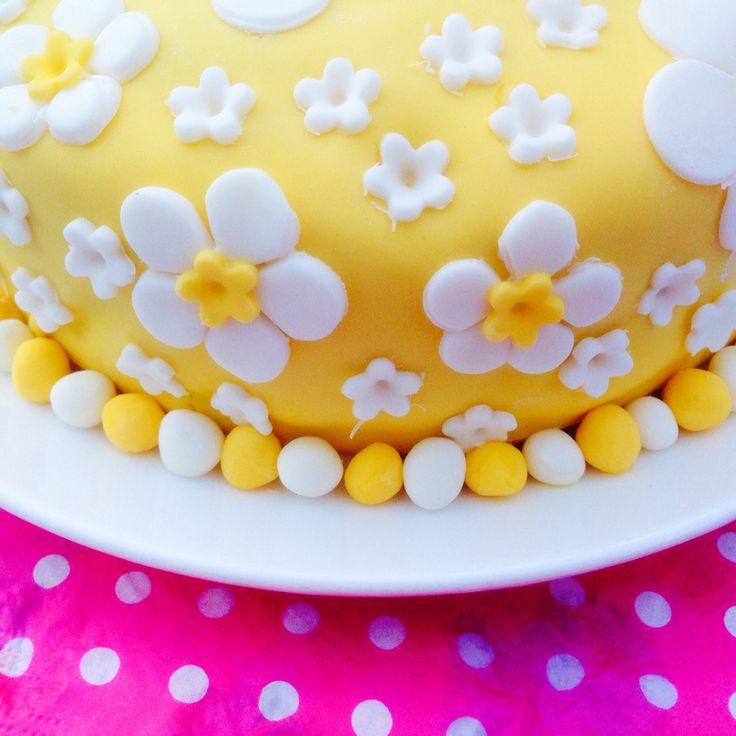 Homemade zomer taart!  tantesetje.blogspot.nl