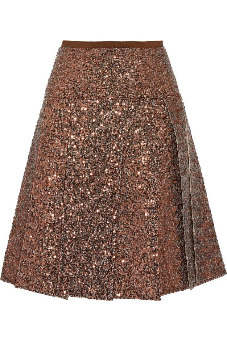 NO.21 Glenda Skirt, £272, Net-A-Porter