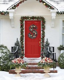 46 best Martha Stewart Christmas Decorations images on Pinterest
