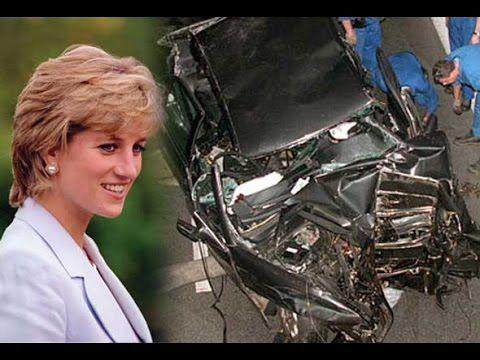 Teorias da Conspiração - A Morte da Princesa Diana. - YouTube