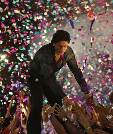 """Shahrukh Khan - 17 August 2009 Quotes of the Day: """"I told them I am a movie star."""""""